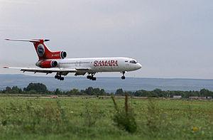 RIAN archive 134016 Samara airport.jpg
