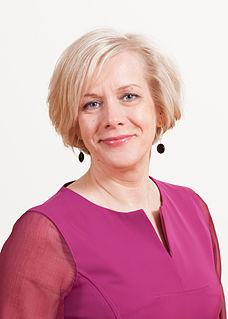 Monika Haukanõmm Estonian politician