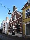 foto van Koetshuis annex woonhuis