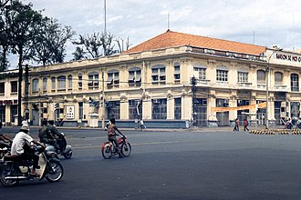 RMK-BRJ - RMK-BRJ headquarters in Saigon