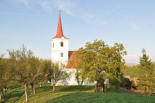 Moldovenești Commune in Cluj, Romania