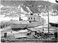 Radium Gilbert built in Vancouver and shipped in pieces, assembled in Waterways, Alberta - Picture taken at Port Radium, 1946 - N-2001-004-0001 141.jpg