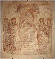 Raffaellino del garbo, Vergine in trono e santi 01.JPG