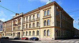 Finnish Financial Supervisory Authority - The building of FIN-FSA in Kruununhaka, Helsinki.