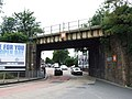 Railway bridge over Cuxton Road, Strood - geograph.org.uk - 1360008.jpg
