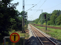 Railway line Cottbus–Forst branching off at Cottbus-Sandow.png