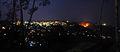 Ranikhet town at night, from Rai estate.jpg