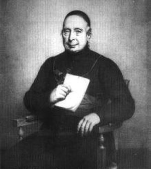 Fathers of Mercy - Founder of the Fathers of Mercy