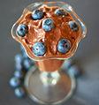 Raw Vegan Chocolate Pudding with Blueberries (3817439837).jpg