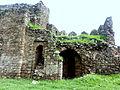 Rawat Fort Main gate inside quarters.jpg