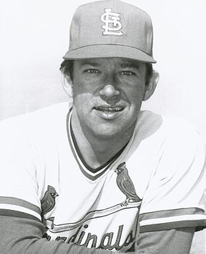 Ray Sadecki - Sadecki in 1975