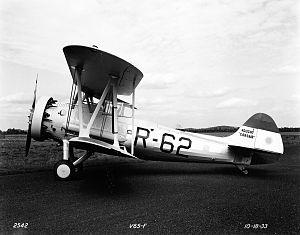Vought O2U Corsair - Argentine Navy O2U Corsair
