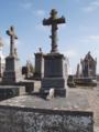 Raymond Lens - géomètre topographe - Tombe de la famille Lens au cimetière d'Étaples -.png