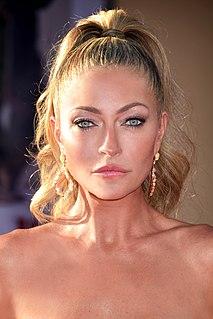 Rebecca Gayheart American actress