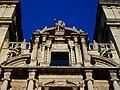 Remat de la façana de l'església de Sant Miquel dels Reis.JPG
