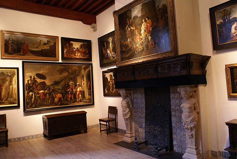 File:Rembrandts hus -sitting room.jpg