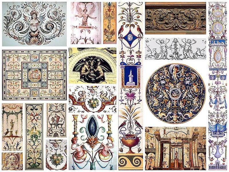 File:Renaissance Grotesques Composition.jpg