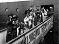 """Repatriëring Ambonezen. Het schip de """"Kota Inten"""", 21-22 maart 1951 - SFA001004357.jpg"""