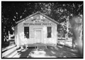 Republican Schoolhouse, Second and Elm Streets, Ripon, Fond du Lac County, WI HABS WIS,20-RIPO,1-1.tif