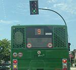 Retro Autobus BredaMenarinibus Avancity di MOM-Mobilità di Marca sulla Linea 9.jpg