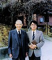 Rev.Kyung-Chik Han and Seung Moo Ha(Theologian).jpg