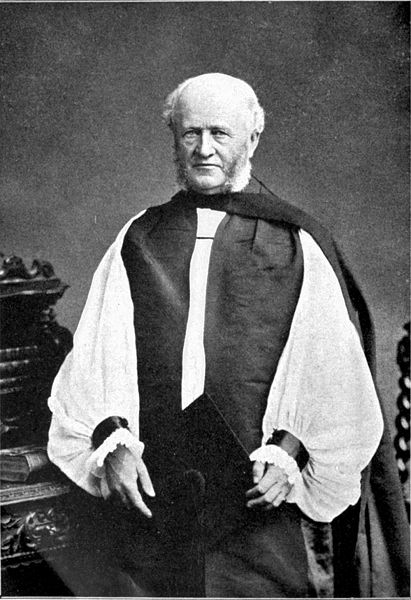 File:Rev. Richard Lewis, D.D., the Bishop of Llandaff - Distinguished Churchmen.jpg