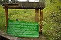 Rezerwat Ciosny, information board.jpg
