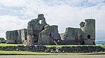 Rhuddlan Castle - from the north.jpg