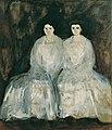 Richard Gerstl - Die Schwestern Karoline und Pauline Fey - 4430 - Österreichische Galerie Belvedere.jpg