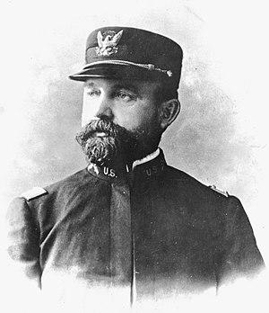 Richard M. Blatchford - Image: Richard Milford Blatchford (US Army General)