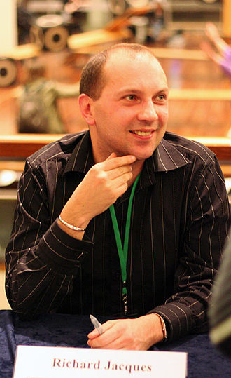 Richard Jacques - Jacques at the October 2007 Video Games Live's meet and greet event