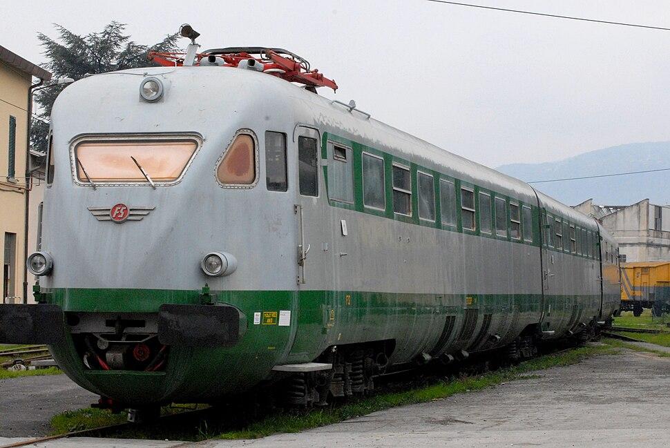 Rimessa ferroviaria pistoia 61