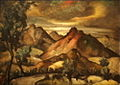 Rinaldo Cuneo, Storm Mountains.jpg