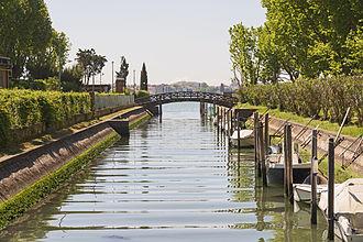 Sant'Elena - Image: Rio di Sant'Elena (Venice)