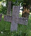 Rist Marre Wotti haual, Pühalepa kirikuaed.jpg