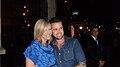 Rob McElhenney and Kaitlin Olson (12063880473).jpg