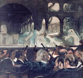 "Robert le diable - Degas: ""Ballet of the Nuns"" from Act 3 of Robert le diable (1876 version)"