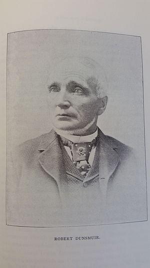 Robert Dunsmuir - Robert Dunsmuir