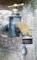Robinet au Mont St Michel France.jpg