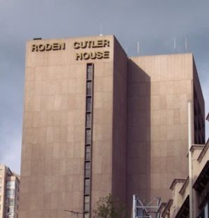Roden Cutler House - Roden Cutler House