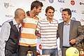Roger Federer and Juan Martín Del Potro en Tigre (8319334810).jpg