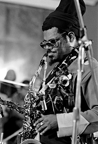 Rahsaan Roland Kirk - Kirk performing in 1972