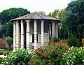 Rom - Tempio di Ercole Vincitore - Tempel des Hercules Victor - panoramio.jpg