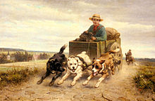 Ronner Knip Henriette The Dog Cart.jpg