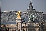 Roof of Grand Palais, Paris 24 March 2011 - panoramio.jpg