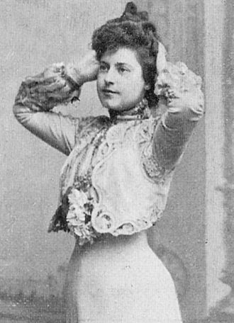 Rosa Albach-Retty - Rosa Albach-Retty about 1902