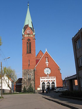Image illustrative de l'article Église de Rosenau (Kaliningrad)