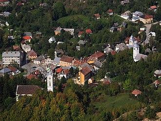 Roșia Montană - Image: Rosia Montana