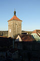 Rothenburg ob der Tauber, Stadtmauer, Siebersturm, 002.jpg
