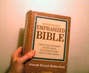 Emphasized Bible - The Emphasized Bible